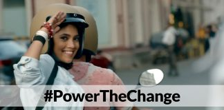 Power The Change