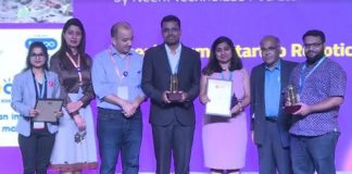 Robot Manufacturer 'Avishkaar' Wins NASSCOM Design4India Award