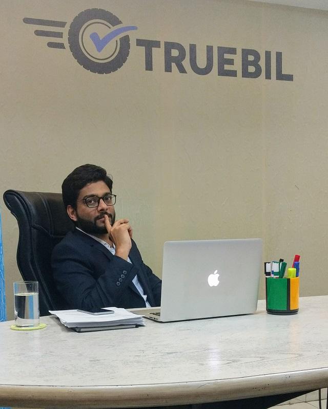 Shubh Bansal, Co-Founder, Truebil