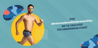 XYXX launches 'The Underwear Code' – A quirky men's underwear guideline on the occasion of International Underwear Day