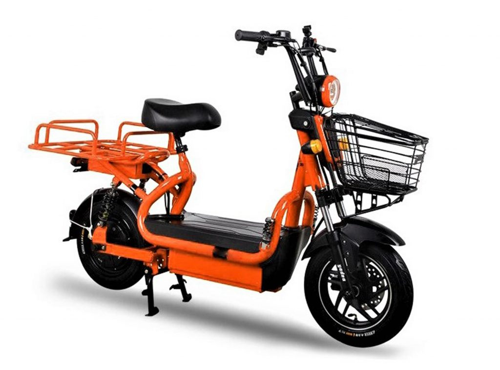 eBikeGo Low Speed Bike