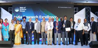 All India Institute of Medical Sciences (AIIMS)– New Delhi, Indian Institute of Science – Bangalore, & others bag India Research Excellence Awards announced by Clarivate Analytics