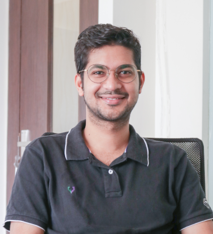 Arman Ahmed, Co-founder and CEO of Edyoda