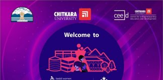 Chitkara University to Organise Startup Weekend Baddi on 20th-23rd September 2019