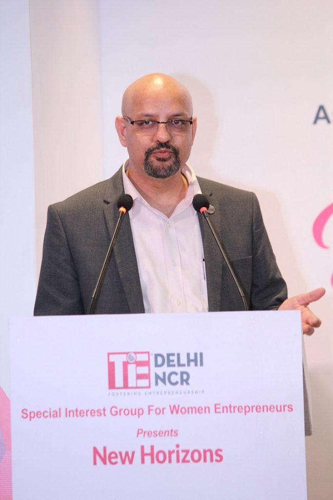 Dr Manish Diwan, Head - Strategic Partnership & Entrepreneurship at New Horizons by TiE Delhi-NCRDevelopment, BIRAC