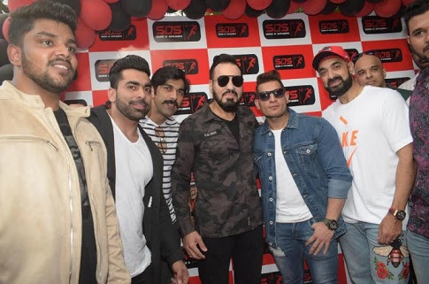 Junaid Kaliwala Launched his 9th Fitness Supplement Store in Mumbai