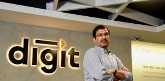 Kamesh Goyal, Founder and Chairman, Digit insurance