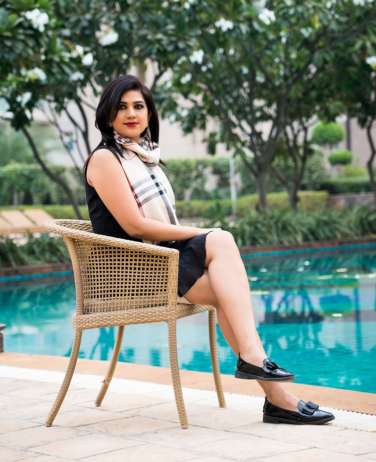 Ms. Preety Tyagi, CEO and Founder of My22BMI