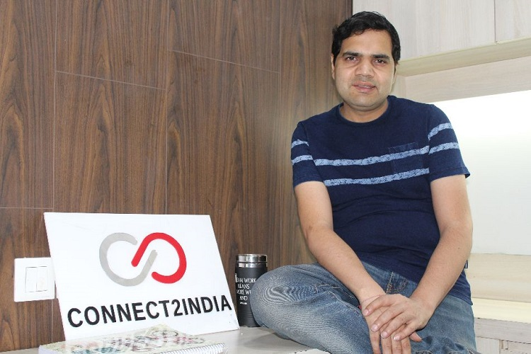 Pawan Gupta - Founder & CEO, Connect2India