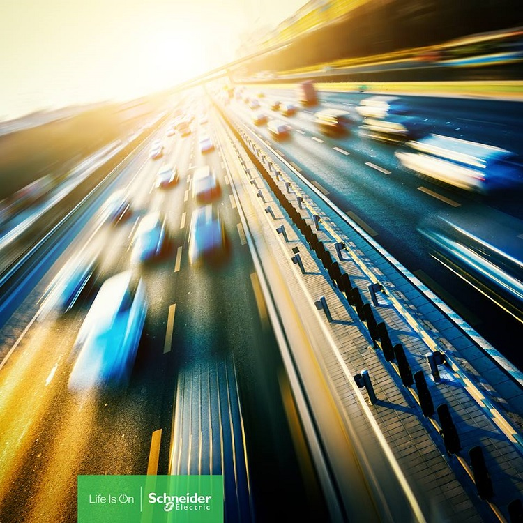 Schneider Electric Launches EcoStruxure for eMobility, EV Charging Infrastructure's only end-to-end solution