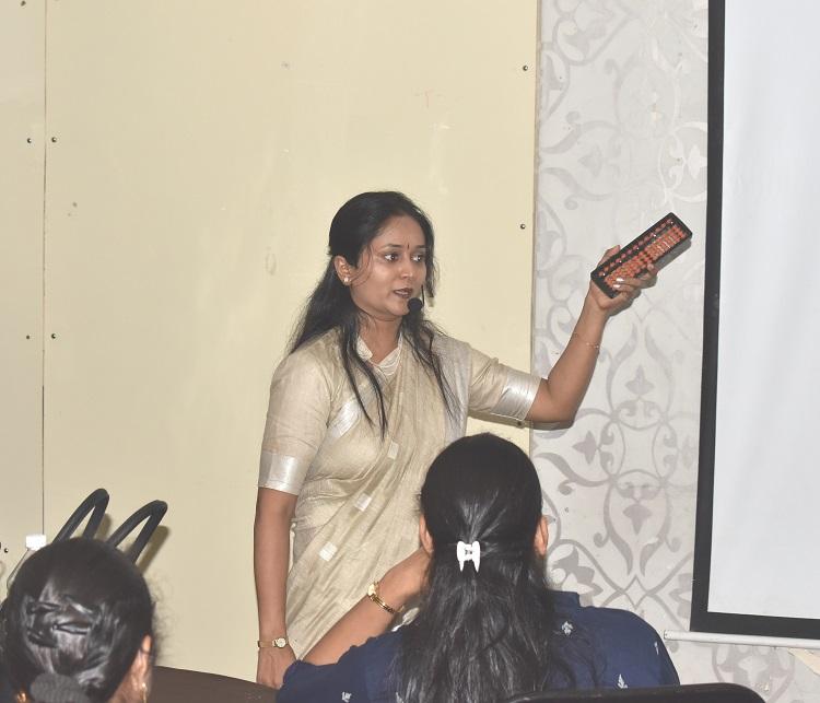 Shubhada Bhave, Founder, Kids Inteligence,  Mumbai
