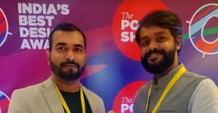 Shyam Bandekar - Head of Design, Synapse and Don Paul Mathew - Head of UX Design, ScreenRoot