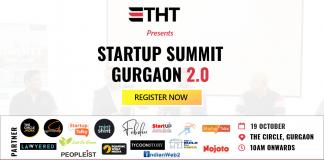 The Hustler Team to Organise Startup Summit 'Gurgaon 2.0' on 19th October, 2019 at The Circle Work, Gurugram