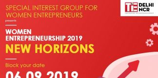 TiE Delhi-NCR to Host Women's Entrepreneurship Summit New Horizons 2019 for Celebrating Success Stories, Guide Budding Entrepreneurs