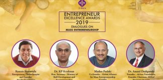 deAsra presents the Entrepreneur Excellence Awards 2019 and the Mass Entrepreneurship Dialogues