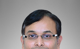 Abhishek Goel, Head of Financial Services Business, TO THE NEW