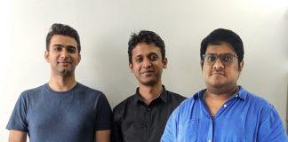 Angad Kikla -CEO, Divij Goyal -CMM and Naisheel Verdhan -CTO
