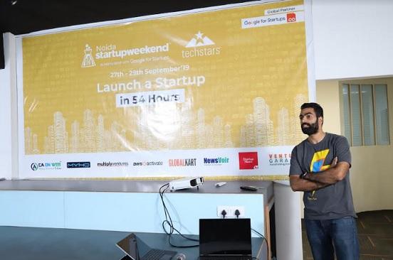 CAONWEB - Startup Weekend