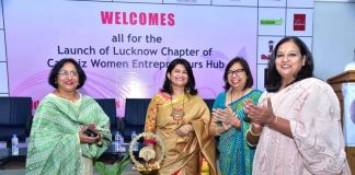 CafeBiz Women Entrepreneurs Hub launches Lucknow Chapter