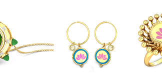 Candere gives festive season jewellery shopping a spunky and modern twist with 'Ginni'; a collection of wearable jewellery developed with gold coins