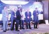 ClearTax executive receiving an award at ASSOCHAM Emerging Digital Technologies Summit & Awards 2019