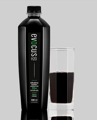 Evocus – India's First Natural Black Alkaline Mineral Water – Now Set to Make Waves in Delhi-NCR