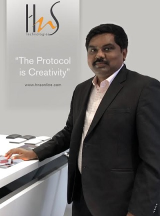 G. Sundarrajan, CEO, HnS Technologies