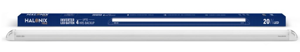 Halonix Becomes First Brand to Launch Inverter LED Battens