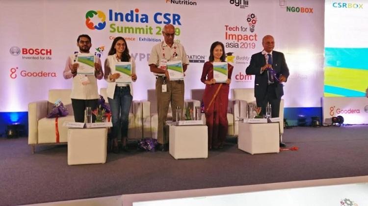 India CSR Report Launch