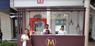 Magnum Spreads the Festive Cheer with its First ever Pop-up Store