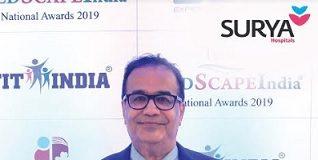 Medscape Award - Dr. B S Avasthi - Best Paediatrician