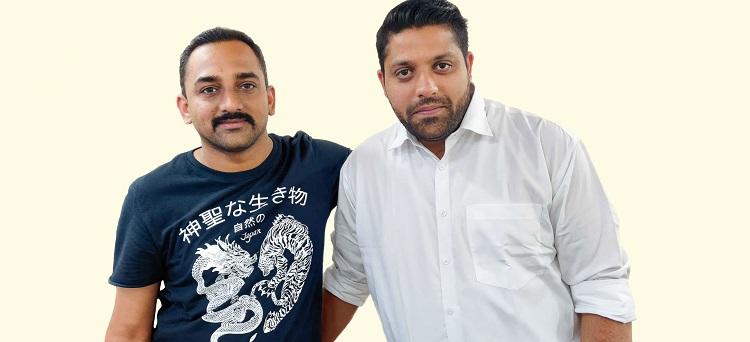 Mr. Mohammed Wasim (Managing Director) & Mr. Viswa Prathap (Chief Executive Officer)