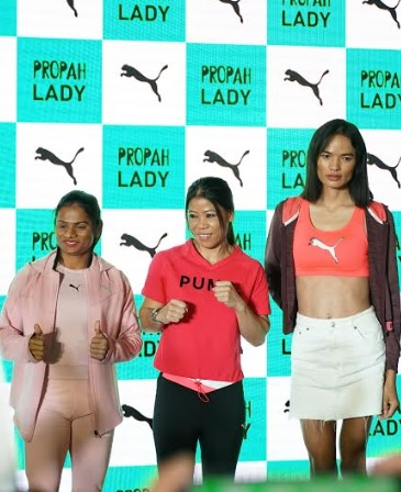 """PUMA Celebrates Women with the Launch of """"Propah Lady"""""""