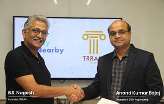 PayNearby and TRRAIN to digitally upskill 20 lakh retailers