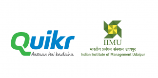 Quikr and IIM Udaipur Collaborate to Co-create New Knowledge for a Digital Future