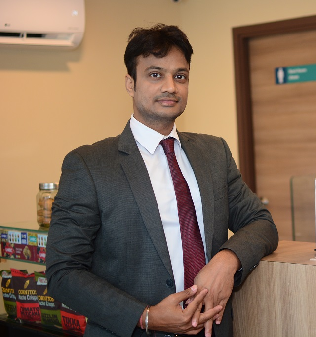 Rajnish Jain - Founder, Crossword PR