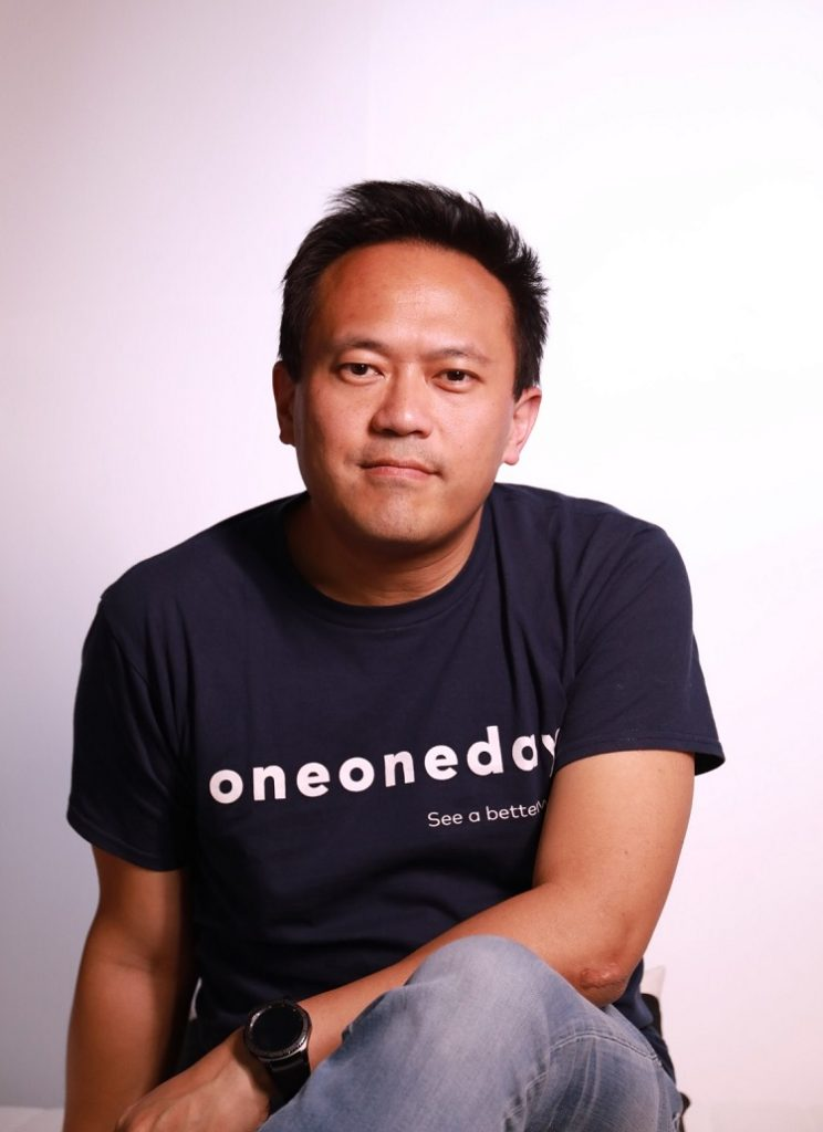 Rick Tsing - OneOneDay Founder & CEO