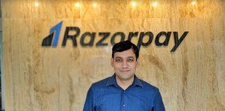 Shashank Kumar, CTO and Co-founder, Razorpay