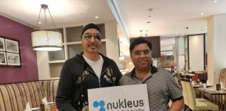 Noted musician and international celebrity Sukhbir Singh has invested an undisclosed amount in the Noida based co-working and managed office space provider Nukleus