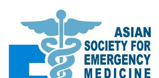 The Asian Society for Emergency Medicine Logo