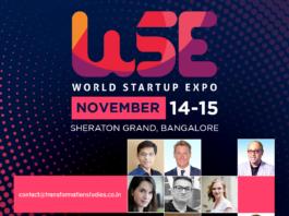 "World Startup Expo Fueling the ""Bengaluru Startup Ecosystem"""