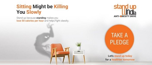 Anti Obesity Day Campaign