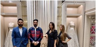 Arnaya CEO Manan Trivedi, Falguni and Shane Peacock and Designer Gauri Khan