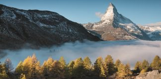 Autumn in Zermatt