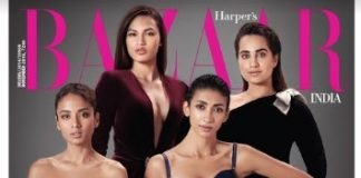 Cover of Harper's Bazaar India - November 2019