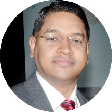 Dr. Soumitro Chakraborty - Founder Director & Chief Executive Officer