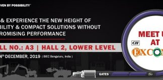 Gates will be Launching New Products at Excon 2019