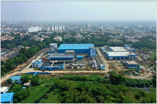 IDE Technologies delivers a Tertiary Treatment Reverse Osmosis plant