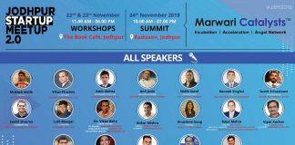 Jodhpur Startup Meetup 2.0