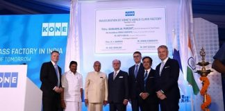 KONE Inaugurates its World-class Elevator Manufacturing Facility in India